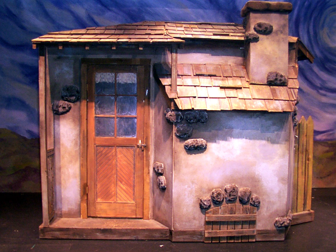 Fiddler On The Roof Set Amp Props On Pinterest Fiddler On The Roof Set Design And Theatres